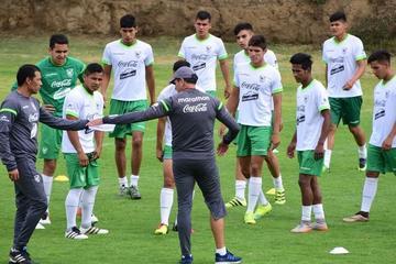 La selección Sub-20 cierra su preparación en Cochabamba