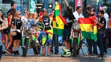 El Chavo tuvo su mejor Dakar