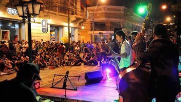 Unos 1.500 músicos cierran festival de Jazz en Uruguay