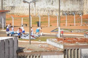 Nueva matanza pone en jaque  al sistema carcelario en Brasil