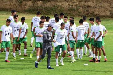 Soria espera pasar de fase con la Sub-20