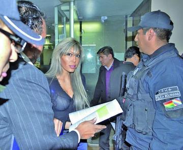 Gabriela Zapata podría cumplir una condena máxima de 10 años