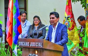 El nuevo presidente del Tribunal Agroambiental anuncia varios cambios
