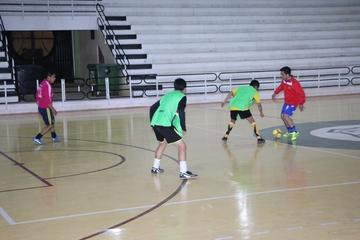 Tigres Grepesy viajará a Llallagua para jugar el segundo eliminatorio de futsal
