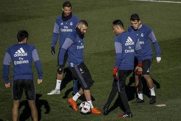 Real Madrid recibe hoy a Celta