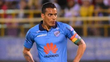 El uruguayo William Ferreira vuelve al Bolívar