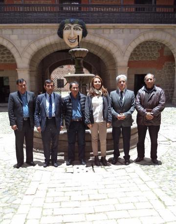 Consejo de la FCBCB sesiona en Potosí