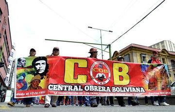 COB analiza mañana en Sucre fallo del TCP sobre el preaviso