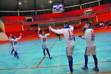 Deportivo Concepción tiene nueve días para preparar su cotejo contra Cobbel