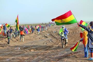 El Dakar tuvo 323.000 turistas y generó $us 140 millones