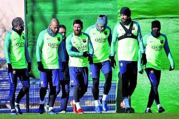 Real Sociedad aspira a complicar a Barcelona
