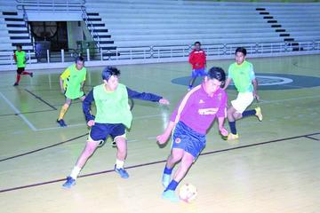 Tigres Grepesy quiere debutar con victoria en la segunda eliminatoria de futsal