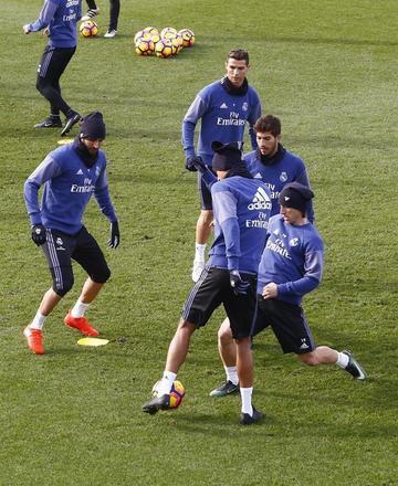 Real Madrid recibe a Málaga