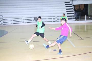 Tigres Grepesy golea a Uyuni en la eliminatoria de futsal