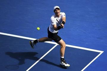 Andy Murray vence a Sam Querrey