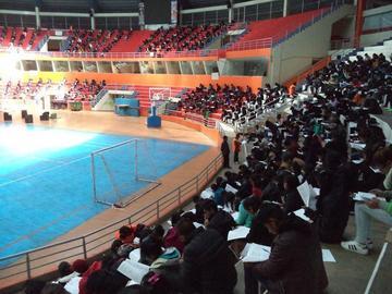 Cerca de 1.200 postulan a las escuelas de maestros