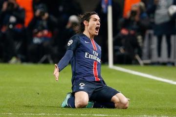 Cavani le da la victoria a París Saint Germain