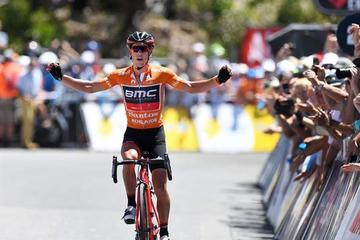 Richie Porte gana y refuerza su liderato en la penúltima etapa del Tour de Australia