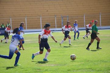 Potosinas quieren ganar y retener el título de la Copa