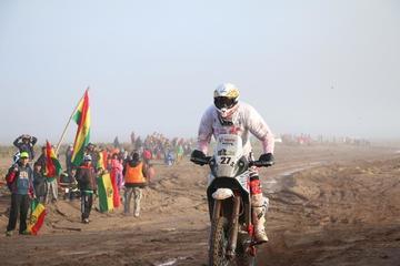 Perú pide ser parte del Dakar 2018