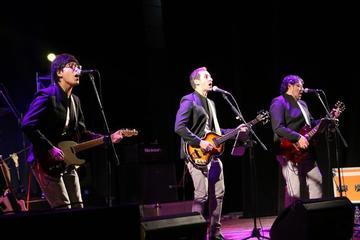 """Interpretan obras de """"The Beatles"""""""