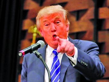 Trump le declara la guerra a la prensa y profundiza sus ataques