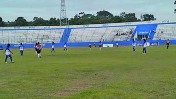 Potosinas pierden y se alejan del título de la Copa Bolivia