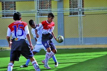 La selección de varones suma un nuevo empate en calidad de visitante