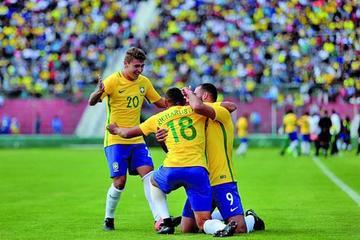 Brasil se clasifica al hexagonal final  tras derrotar a Paraguay