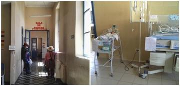 Bracamonte planifica ampliar área de terapia intensiva y maternidad