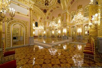 El sorteo del Mundial se hará en un salón del Kremlin