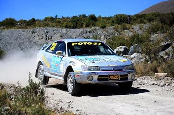 Potosí será sede de la segunda prueba nacional de automovilismo