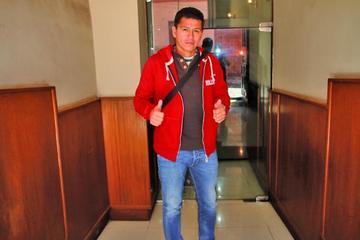 Guabirá confirma la contratación del delantero Carlos Saucedo