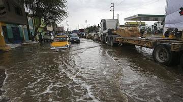 Desplazamiento de tierras causa tres muertos en Perú