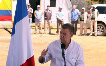 Colombia inicia la sustitución de los cultivos ilegales de coca