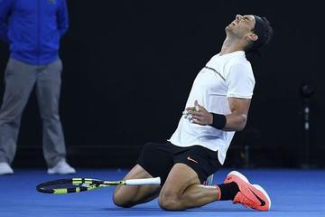 Nadal se cita con Federer en la final