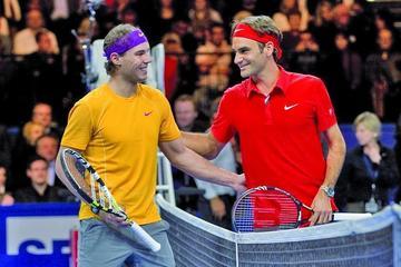 Final de respeto y admiración entre dos leyendas: Nadal y Federer