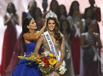Francia se corona como Miss Universo