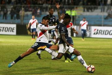 Dieciséis clubes se citan en la segunda fase de la Libertadores