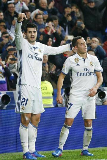 Real Madrid vence 3-0 a Real Sociedad