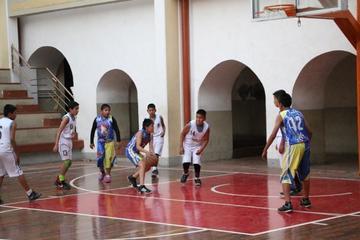 Buscan nuevos valores en el encuentro nacional de básquet