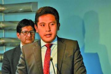 Nuevo viceministro de Régimen Interior amenaza y carajea a un minero