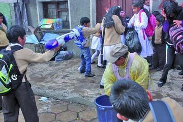 Potosí vivirá las fiestas  de carnaval sin agua
