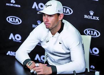 Nadal se perderá la Copa Davis