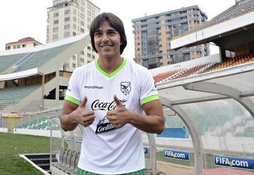 Marcelo Martins continuará en el fútbol chino