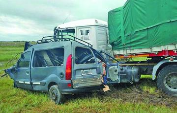 Un accidente vial en Argentina deja a tres potosinos fallecidos