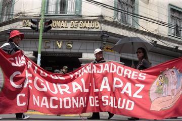Fracasa el diálogo por la CNS y Fensegural irá al paro indefinido