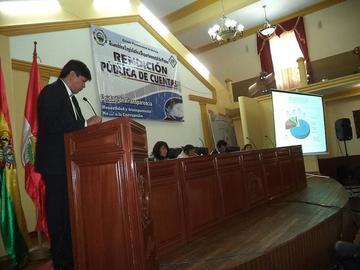 La asamblea departamental aprobó cinco leyes en medio año