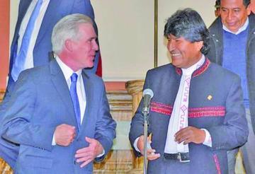 EE.UU.: el intercambio de embajadores con Bolivia llevará tiempo