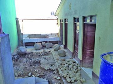 La Alcaldía intensifica los trabajos de mejora de las unidades educativas